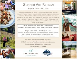 8x10 RWA Summer 2015 Retreat