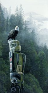 """Spirit Guide"" by Terry Isaac"