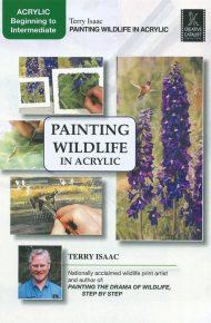 Painting Wildlife in Acrylic – Beginning to Intermediate