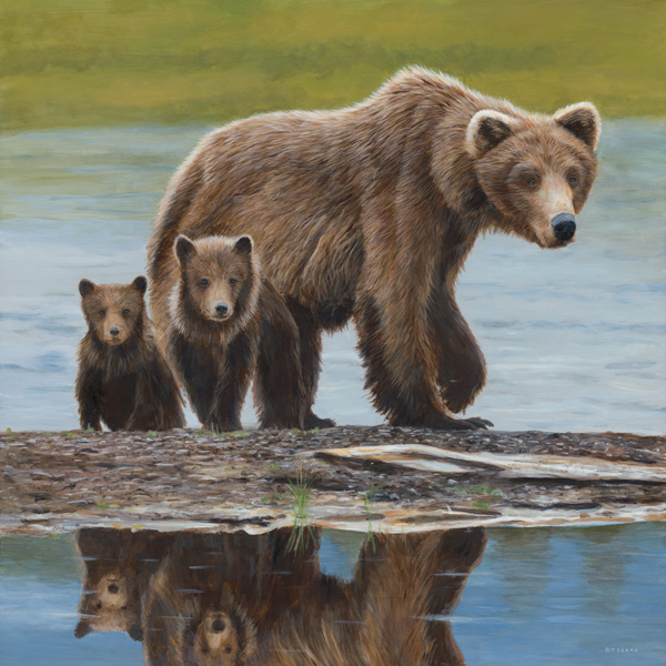 Family Outing - Terry Isaac