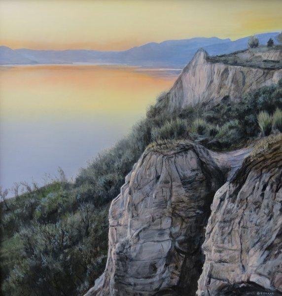Okanagan Glow - Terry Isaac