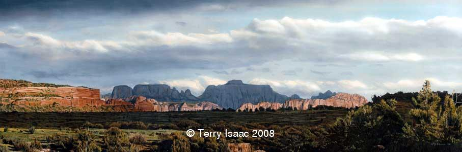 Colours of Zion - Terry Isaac