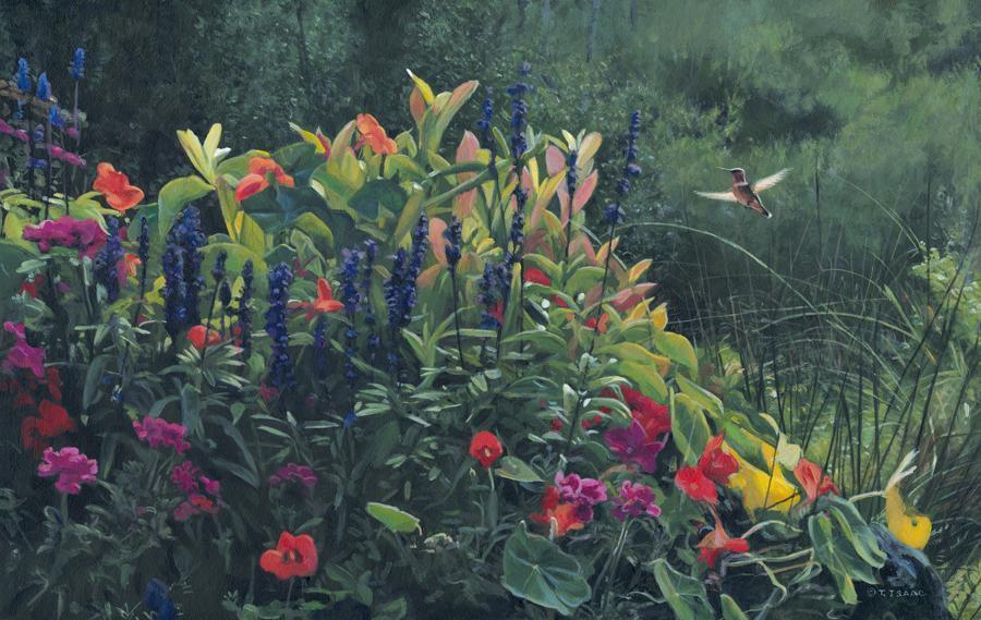 Bateman's Flowers - Terry Isaac