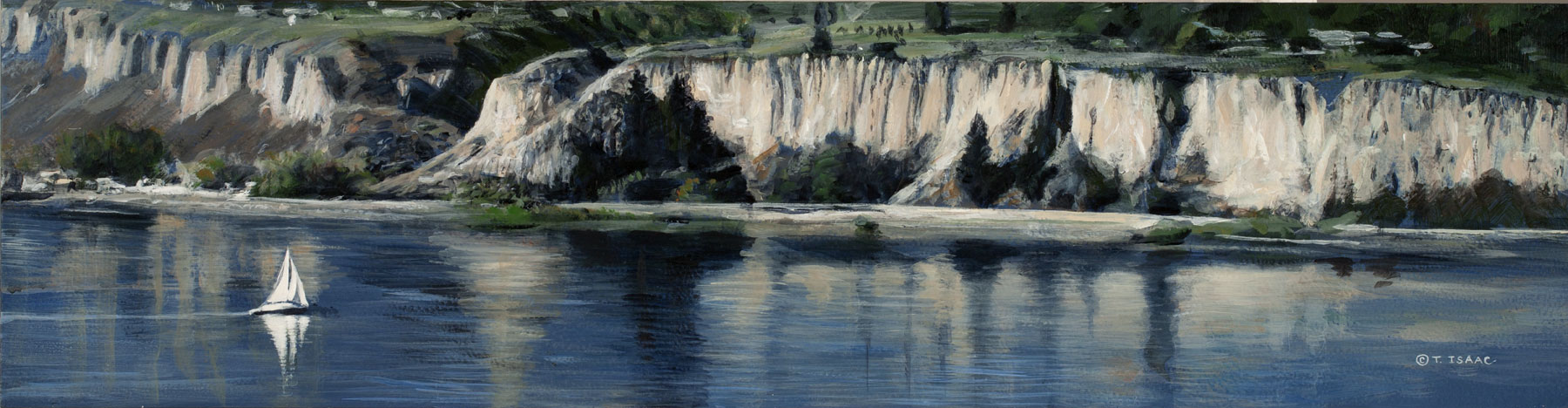 Okanagan Summer - Terry Isaac