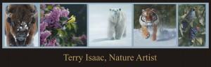 Terry Isaac, Nature Artist