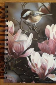 Notebook – Chickadee